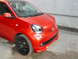 SMART FORFOUR ROSSA SUPERPASSION